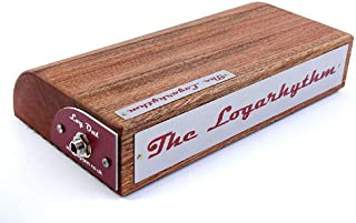 Logarhythm Mk 2 Stompbox Percussion Tap Foot Drum Pedal for Guitar Accompaninment
