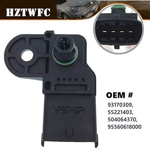 HZTWFC Capteur de carte OEM # 93170309 55221403 504064370 95560618000 pour Saab 9-3 Daily - Chevrolet COBALT VECTRA - Porsche 911 Cayenne