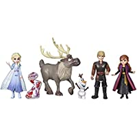 Disney Frozen Adventure 5 Small Dolls Collection