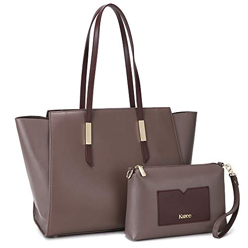 Kattee Women's Tote Handbags - Best Reviews bagtip