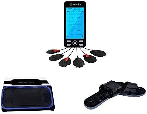 Rechargeable NueMedics Ranking Max 62% OFF TOP3 Tens 24 Muscle Set + Stimulator Complete