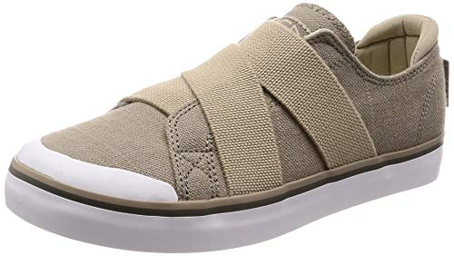 KEEN - Women's Elsa III Gore Slip-On Canvas Sneaker for covid 19 (Days Iii Canvas coronavirus)
