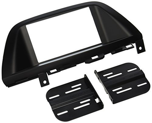 SCOSCHE HA1700B 2005 to 2010 Double DIN Stereo In-Dash Installation Kit Compatible for Honda Odyssey vehicles,black