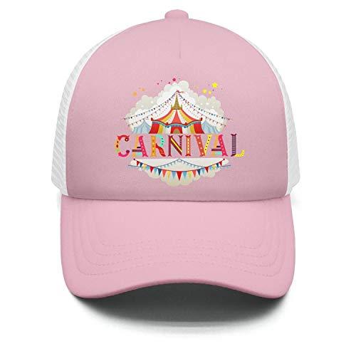 Kids Boy's/Girl's Circus Tent Carnival Birthday Party Baseball hat Best Sun Cap