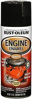 Rust-Oleum Automotive 248932 12 Ounce 355ML Black Gloss Engine Spray