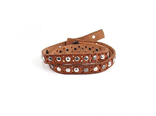 Cowboysbelt Bracelet Camel