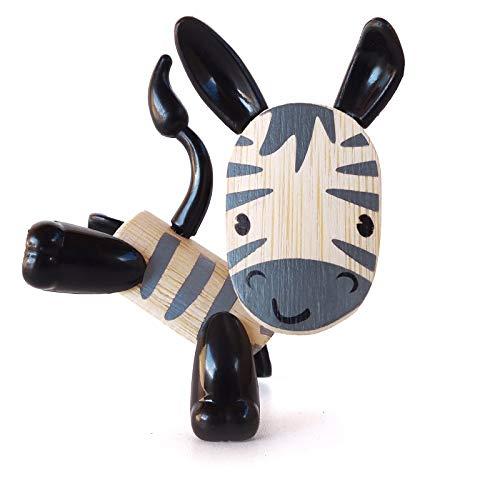 Hape - E5542 - Figurine Animal - Zèbre