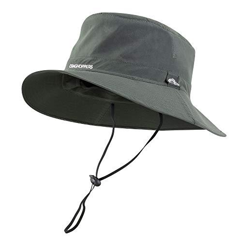 Craghoppers Unisex NosiLife Busch Hut (M/L) (Dunkel Khaki)