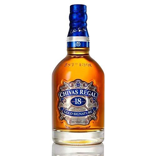 Whisky Chivas Regal 18 Years 750ml
