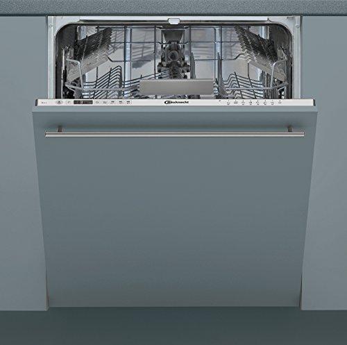 Bauknecht BIC 3C32 Geschirrspüler Vollintegriert, A+++, 60 cm, 238 kWh Jahr/ 14 MGD, 2660 L Jahr/Extra Trocknen, Option Multizone
