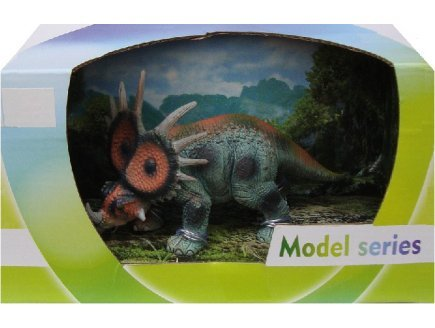 Gen 13 Triceratops 16cm de Long - Dinosaure