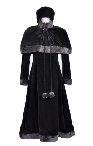 『銀河鉄道999 メーテルレジェンド メーテル風 コスプレ衣装 コスチューム Cosplay Costume 男性SSサイズ COSSKY』の1枚目の画像