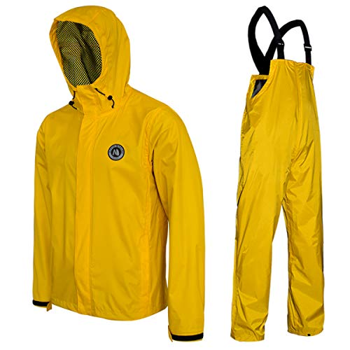 Navis Marine Fishing Jacket Fishing Rain Gear