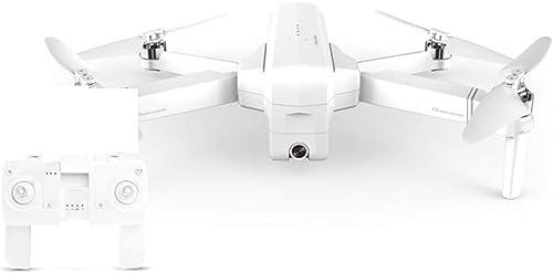 mejor calidad mejor precio AX-electronic toy Drone Plegable 1080P HD HD HD fotografía aérea GPS de Cuatro Ejes Aviones   1 sección batería UAV blanco  ¡envío gratis!