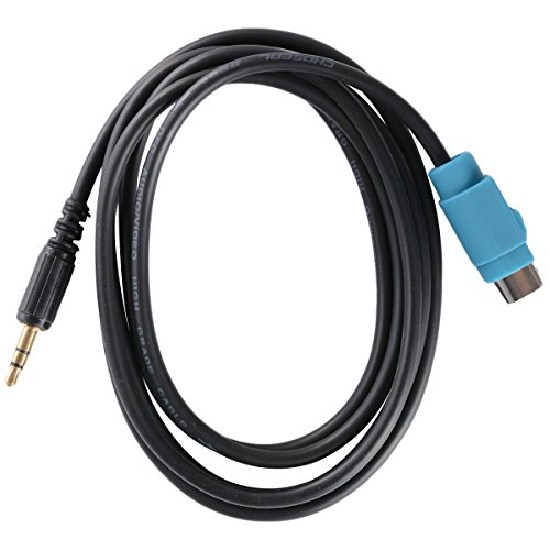 lovelive-5 stars Selling 3.5MM AUX IN CABLE ALPINE KCE-236B CDE 9872 9881 CDA 9852 9870 9884 9886 9887 Mmo-PN-329603339