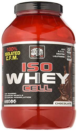 Tegor Sport Iso Whey Cell Evolution Chocolate - 1800 gr