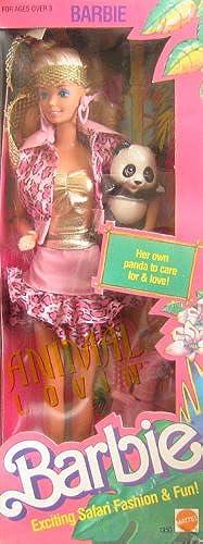 Barbie Doll Animal Lovin' 1988 Mattel