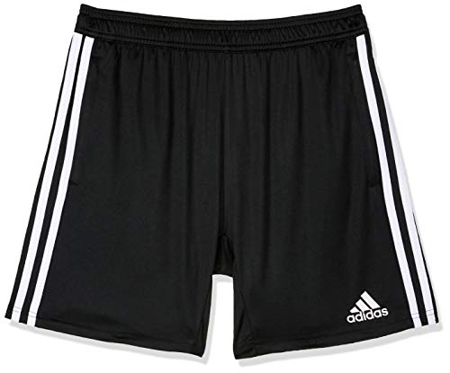 adidas Unisex Kinder Tiro19 Tr Shoy Shorts, Black/White, 164 EU