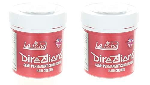 La Riche Directions semipermanente Haarfarbe Tönung 2er-Packung - Pfirsich