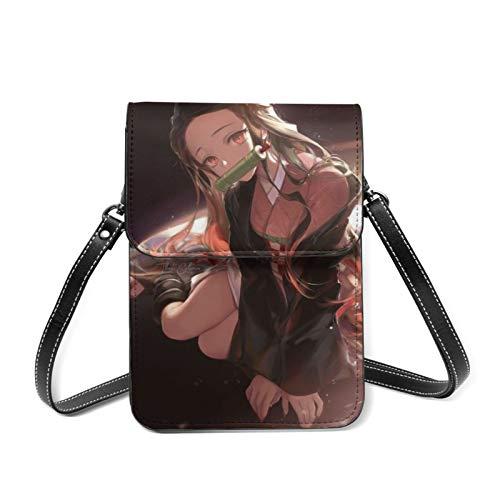 Demon Slayer-Blade Xia - Bolso bandolera para mujer, diseño de mujer