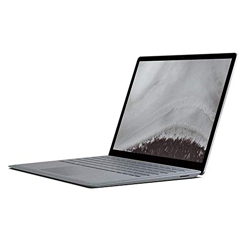 "Microsoft Surface Laptop 2 Platinum 13.5"" 2256x1504 Touchscreen PC, Intel Core i5, 8GB RAM, 128GB SSD, Webcam, Bluetooth, Online Class Ready, Win 10 Home (Renewed)"
