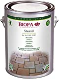 Biofa 2100 - Aceite para piedras incolora con disolvente natural 2,5 l