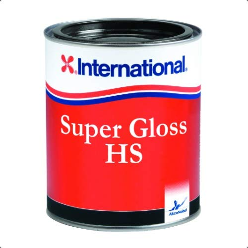 International Super Gloss HS Lack - 750ml Farbe. walgrau
