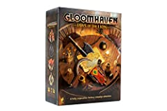 Playable as a stand-alone game or as an expansion to Gloomhaven Cooperative campaign game of tactical combat set in the Gloomhaven universe Players will assume the roles of 4 new hardened mercenaries and work together to fight through a new prequel c...
