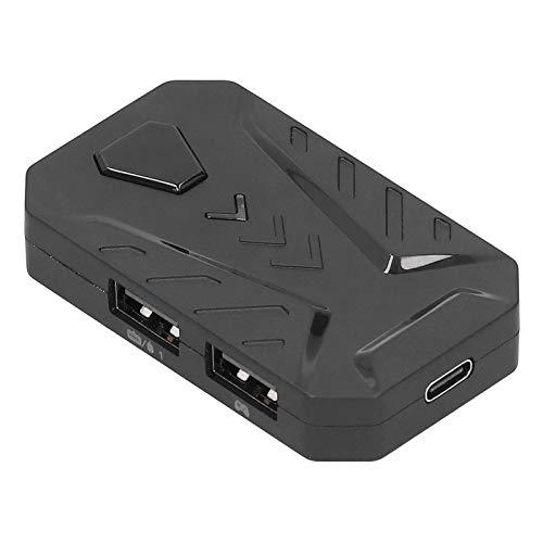 Adattatore per tastiera e mouse, convertitore per controller di gioco per console per videogiochi/per PS3 / per PS4 / per PS5 / per Xbox360 / per Xbox ONE