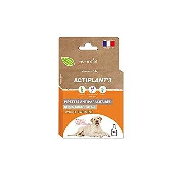 Actiplant'3 - Pipettes antiparasitaires pour grand chien