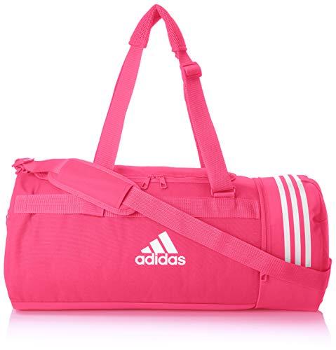 Adidas Training Bolsa de Deporte 58 Centimeters 38 Rosa (Real Magenta/White/White)