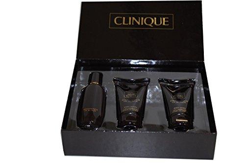 Clinique Aromatics in Black Geschenkset mit 50 ml EDP + 75 ml Duschgel + 75 ml Bodylotion