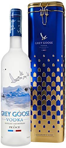 Grey Goose Vodka Original con Latta - 700 ml