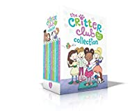 The Critter Club Ten-Book Collection: Amy and the Missing Puppy; All About Ellie; Liz Learns a Lesson; Marion Takes a Break; Amy Meets Her Stepsister; Ellie's Lovely Idea; Liz at Marigold Lake; Marion Strikes a Pose; Amy's Very Merry Christmas; Ellie and the Good-Luck Pig