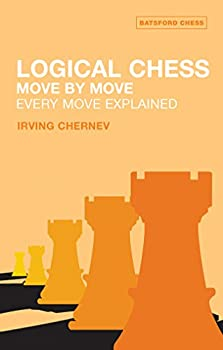 Paperback Logical Chess - Move by Move : Every Move Explained Book
