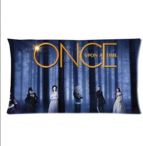 Once Upon a Time Who Pillow Case Cover 20 x30 Pillowcase Cover Two Sides product image