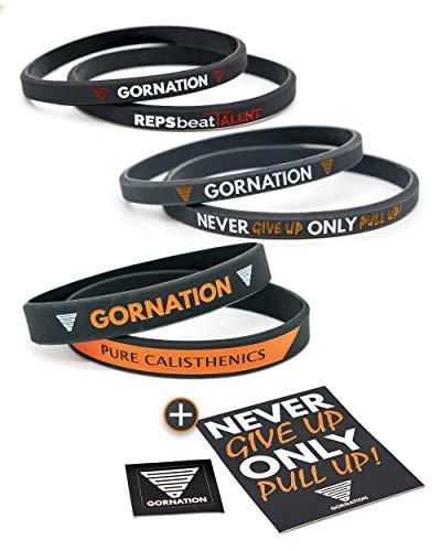 GORNATION®️ Bracelets de Motivation - Idéal pour la Vie...