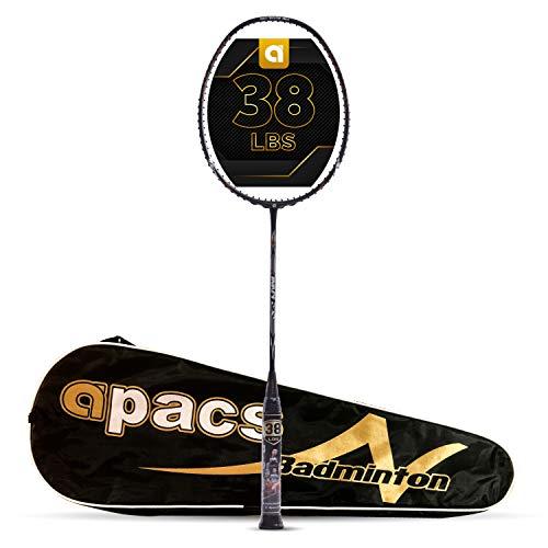 Apacs Finapi 232 (38 LBS, Mega Tension) Graphite Unstrung...