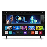 VIZIO 40-inch D-Series Full HD 1080p Smart TV with Apple AirPlay and Chromecast Built-in, Screen Mirroring for Second Screens, & 150+ Free Streaming Channels, D40f-J09, 2021 Model