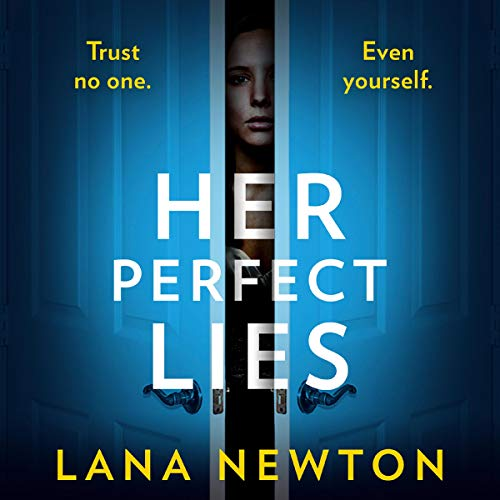 Her Perfect Lies audiobook cover art