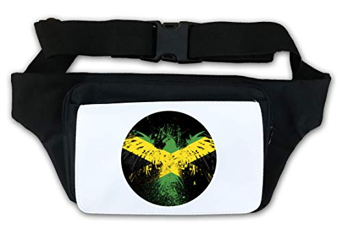 Pheonix Fashioned Flag of Jamaica Artwork Cangurera