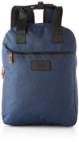 Munich Patch, Backpack para Hombre, BLUE, U