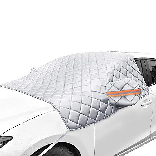 KANKOO Parasole per Auto Parabrezza Interno Parasole Parabrezza Auto in Parasole per Auto Copertura per Parabrezza antigelo per Auto Car Window Shade d,Sedan