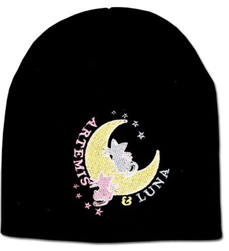 Great Eastern Divertissement Sailor Moon Artemis & Luna Bonnet