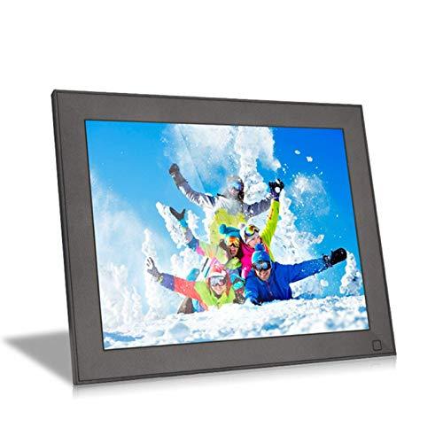 DLILI 9,7-Zoll-Digital-Fotorahmen WiFi Smart Digital-Fotorahmen-Album Touch Cloud-Fotoalbum mit großer Kapazität