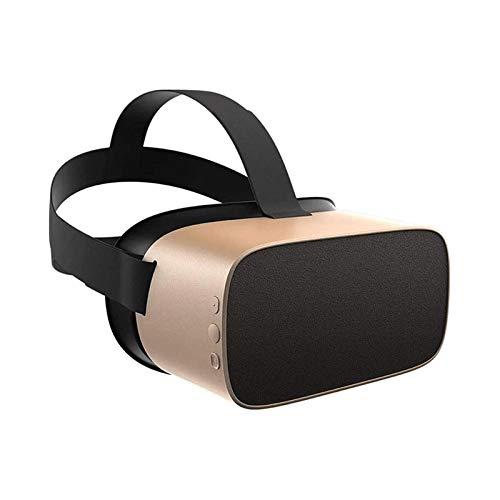Z-Color Auriculares de Realidad Virtual, Gafas VR 3D, Vista panorámica 3D, Calidad de Imagen HD, Auriculares 3D VR con FOV 105 ° para película 3D, Juegos