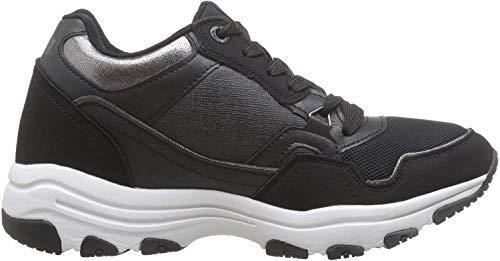 MTNG Attitude 69905, Zapatillas para Mujer, Negro (Pila Negro/Plomo C48213), 38 EU