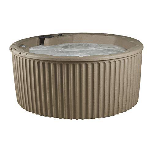 Essential Hot Tubs 20-Jet 2020 Arbor Hot Tub, Seats 5-7, Cobblestone