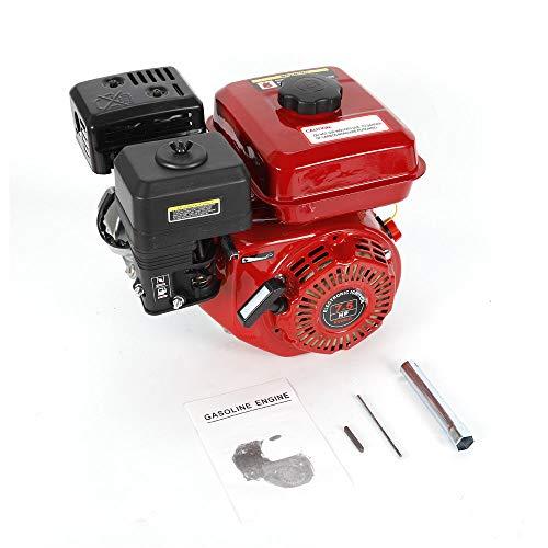 Motor de gasolina de 4 tiempos Yunrux, motor de 5,1 kW, motor de kart, 7,5 HP, bombas, generadores de gas
