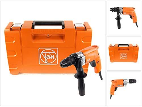 FEIN BOP 6 Sin llave Negro, Naranja 4000 RPM 1,7 kg - Taladro eléctrico (4000 RPM, 6 mm, 2 cm, 3,5 Nm, 1 cm, Corriente alterna)